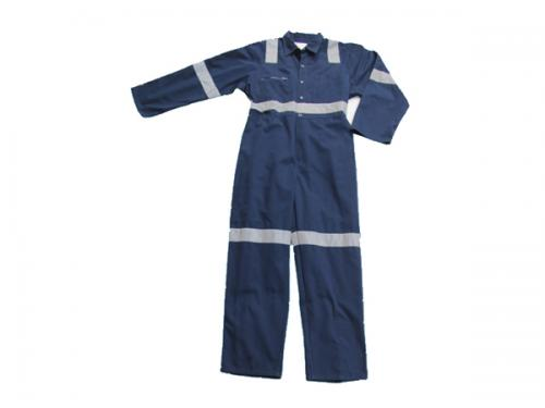 Long sleeve reflective coverall